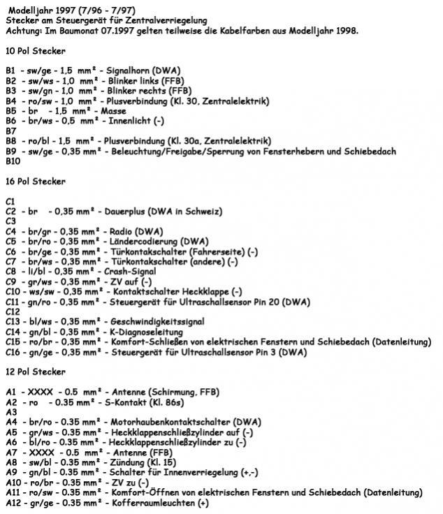 Berühmt Audi A3 Schaltplan Lichter Ideen - Der Schaltplan - greigo.com